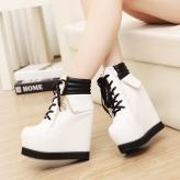 f2 Shoes-Platform-Round-Toe